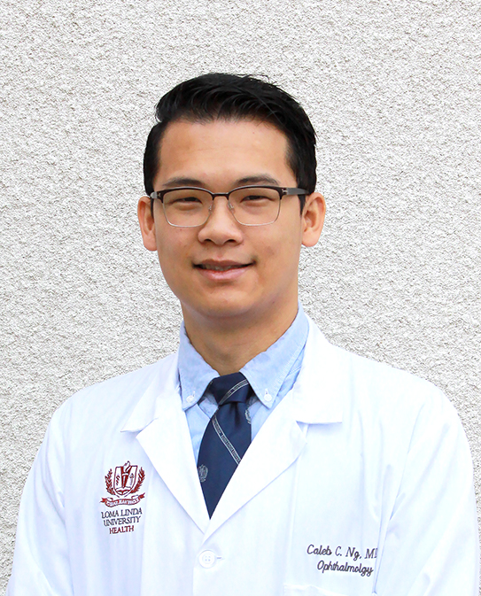 Pacific Vision Foundation   CPMC Ophthalmology Residents